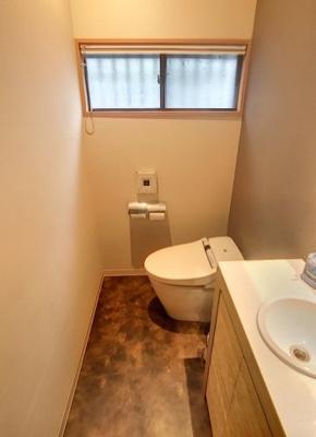 【トイレ】みもすそ川町Y店舗
