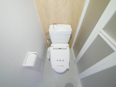 【トイレ】ブライトン北松戸