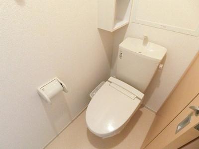 【トイレ】ファースト・プレイス
