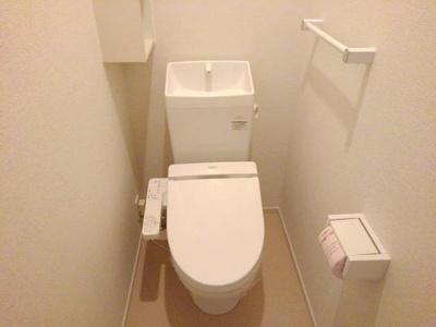 【トイレ】クレスト コート Ⅱ