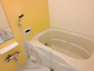 【浴室】クレスト コート Ⅱ