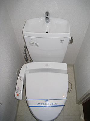 【トイレ】リシェス中屋