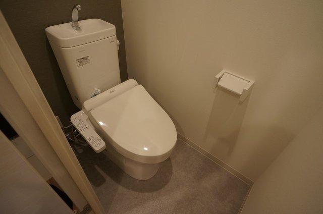 【トイレ】CUES東万代