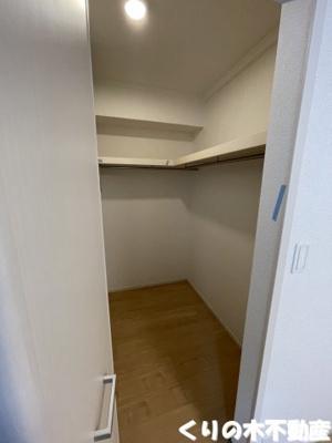 収納スペース豊富です