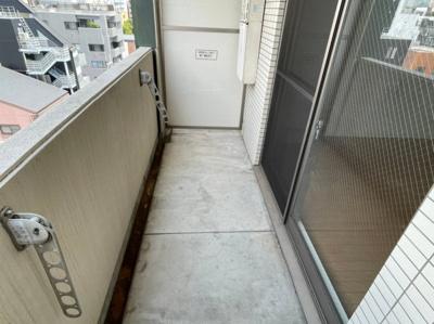 【バルコニー】コーポYAHATAナンバ元町