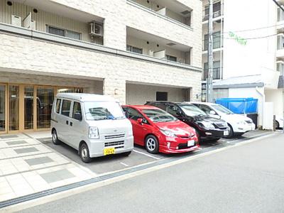 【駐車場】コーポYAHATAナンバ元町