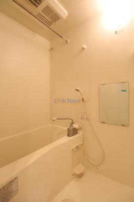 【浴室】プレッツァ新大阪