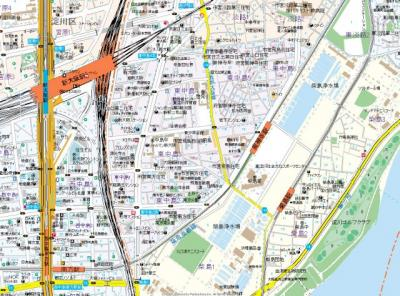 【地図】ディ・ブレイク