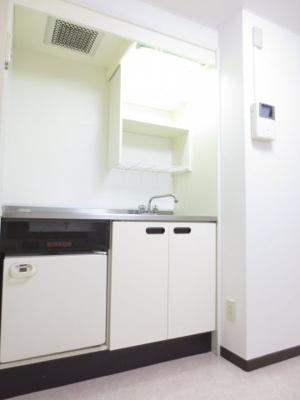 【キッチン】煉瓦館68