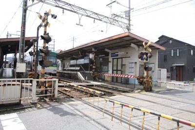 京阪 粟津駅