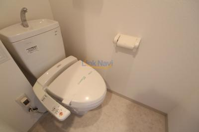 【トイレ】グリッドコート天神橋