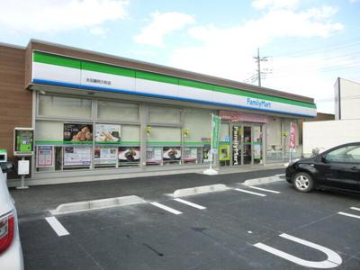 ファミリーマート太田…まで814m