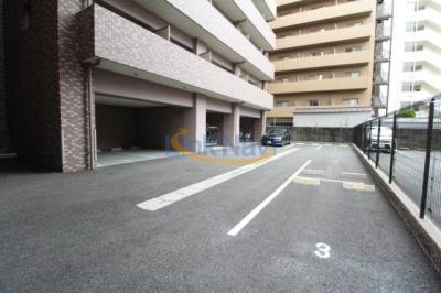【駐車場】リッツ新大阪