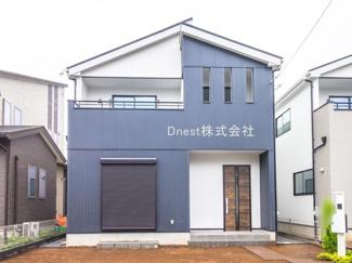 【外観】野田市七光台1期 新築戸建