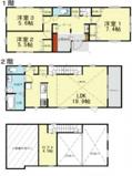 寒川町一之宮3丁目 新築戸建 全6棟3号棟の画像