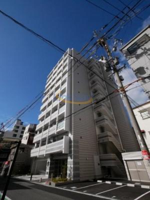【駐車場】アドバンス大阪ベイパレス