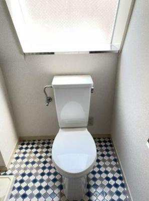 【トイレ】FM7池袋ハウス