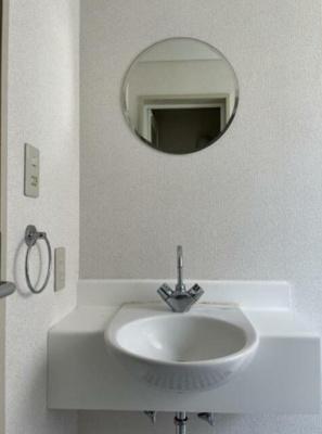【洗面所】FM7池袋ハウス