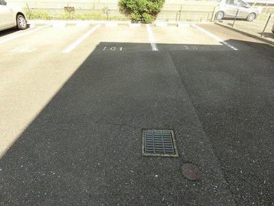 【駐車場】ホームブレッシング