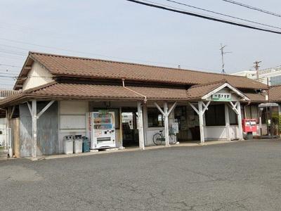 西大垣駅まで200m