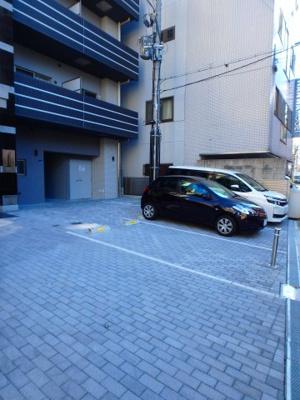 【駐車場】アドバンス大阪城アンジュ