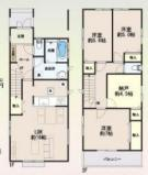 茅ヶ崎市ひばりが丘 新築戸建 1号棟の画像