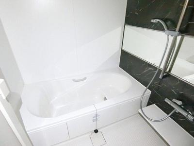 【浴室】サンリット青柳 E