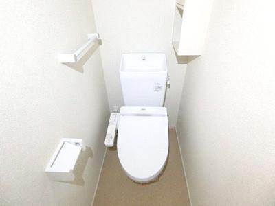 【トイレ】サンリット青柳 E