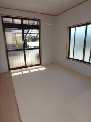 【和室】坂戸市清水町中古戸建・二世帯住宅