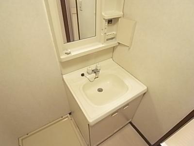 【独立洗面台】三和マンション