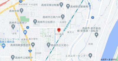 【地図】アプレシオ (株)Roots