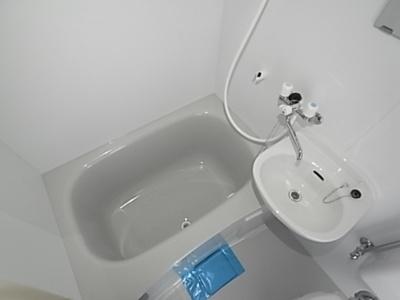 【浴室】OceanCourt蘇我EAST