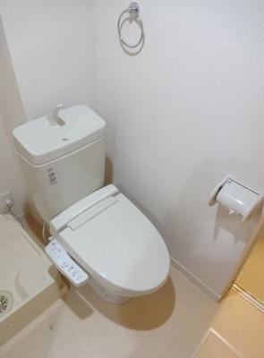 【トイレ】エクセルステージ生麦