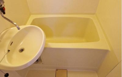【浴室】ソルトハイムⅡ