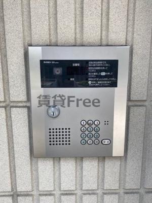 【セキュリティ】メゾンオアシス 仲介手数料無料