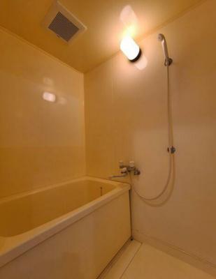 【浴室】西落合ニューヨークマンション