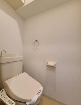 【トイレ】西落合ニューヨークマンション
