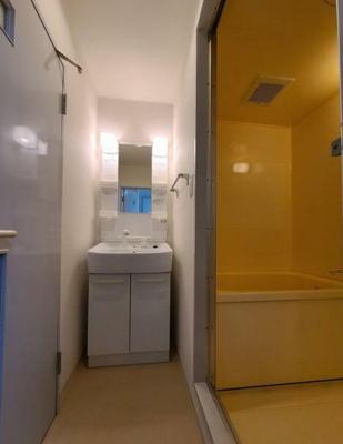 【洗面所】西落合ニューヨークマンション