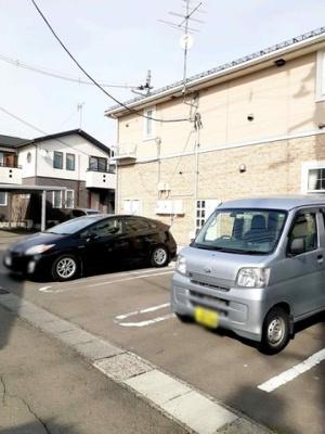 【駐車場】オーヴA&M