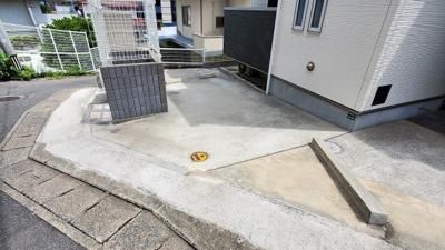 【駐車場】GRANDTIC stazione 香椎