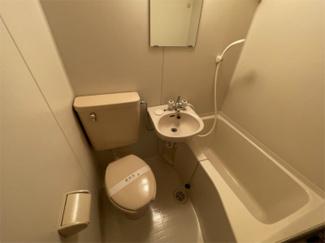 【浴室】ラ・バルカ