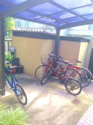駐輪場(バイク不可)
