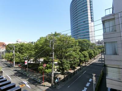 【展望】オープンレジデンシア飯田橋