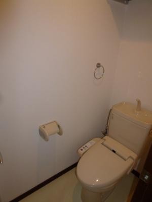 【トイレ】ラッフル泉
