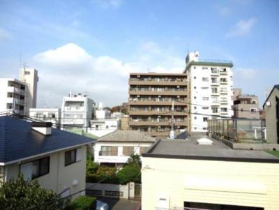 【展望】山王台マンション1号館