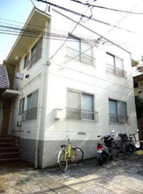 【外観】山王台マンション1号館