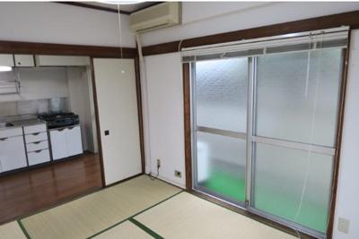 【居間・リビング】山王台マンション1号館