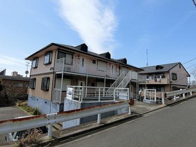 2021年8月フルリノベーション予定♪小田急線「五月台」駅徒歩8分!「栗平」駅も徒歩10分!便利な立地の2階建てアパートです♪