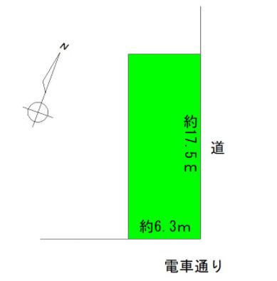 【土地図】高須新木