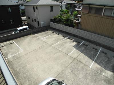 【駐車場】濱田アパートA